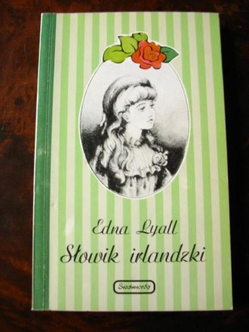 Okładka książki Słowik irlandzki