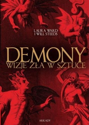 Okładka książki Demony. Wizje zła w sztuce