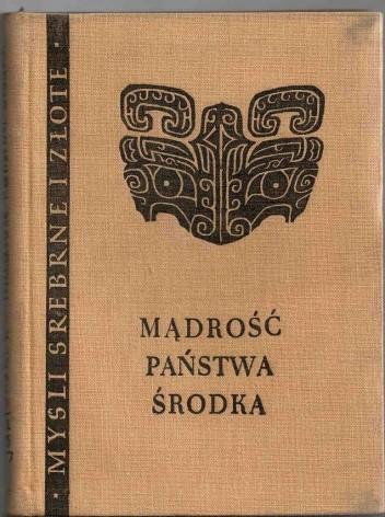 Okładka książki Mądrość Państwa Środka