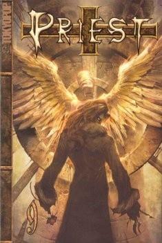 Okładka książki Priest 9