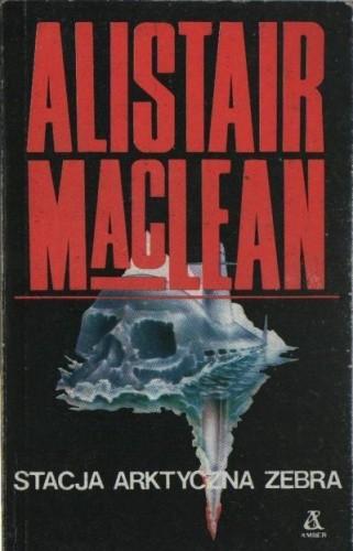 Okładka książki Stacja arktyczna