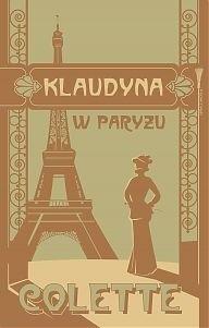 Okładka książki Klaudyna w Paryżu