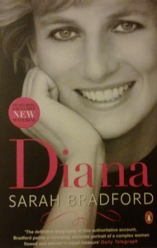 Okładka książki Diana