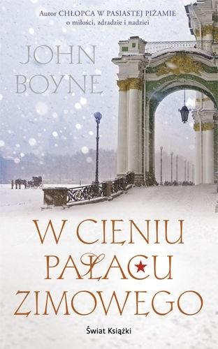 Okładka książki W cieniu Pałacu Zimowego
