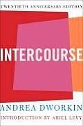 Okładka książki Intercourse