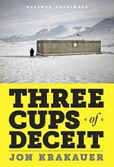 Okładka książki Three Cups of Deceit