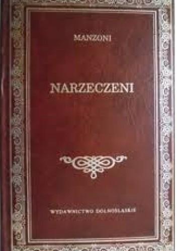 Okładka książki Narzeczeni