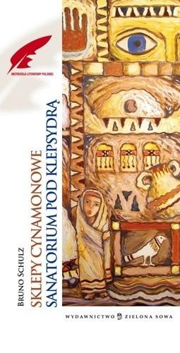 Okładka książki Sklepy cynamonowe. Sanatorium pod Klepsydrą