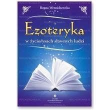 Okładka książki Ezoteryka w życiorysach sławnych ludzi