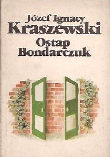 Okładka książki Ostap Bondarczuk