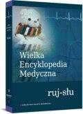 Okładka książki Wielka Encyklopedia Medyczna (ruj-słu)