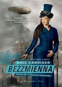 Okładka książki Bezzmienna