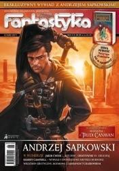 Okładka książki Nowa Fantastyka 345 (6/2011)