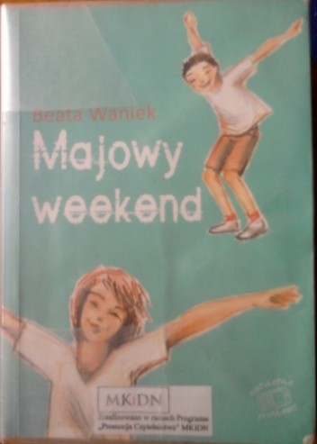 Okładka książki Majowy weekend