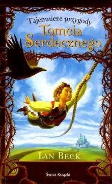 Okładka książki Tajemnicze przygody Tomcia Serdecznego