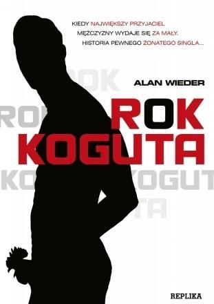Okładka książki Rok Koguta