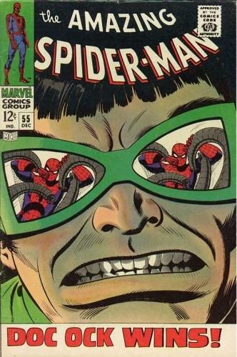 Okładka książki Amazing Spider-Man - #055 - Doc Ock Wins!