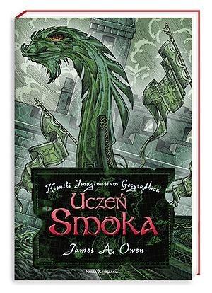 Okładka książki Uczeń Smoka