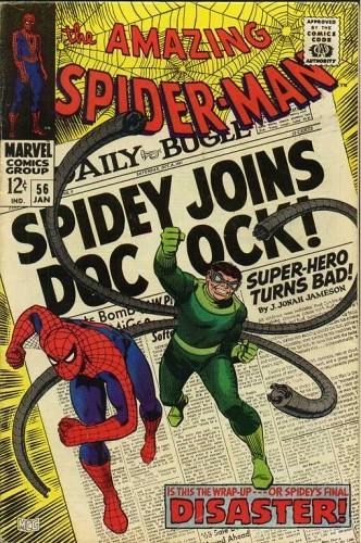 Okładka książki Amazing Spider-Man - #056 - Disaster!