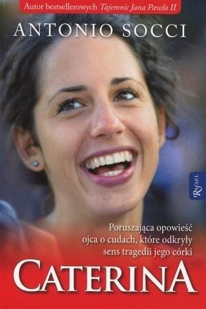 Okładka książki Caterina