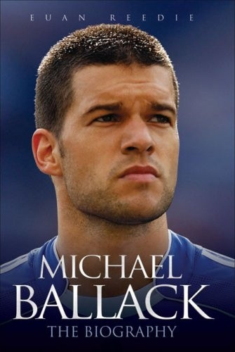 Okładka książki Michael Ballack: The Biography