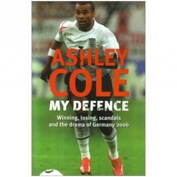 Okładka książki My Defence