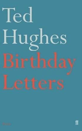 Okładka książki Birthday Letters
