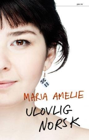 Okładka książki Ulovlig norsk