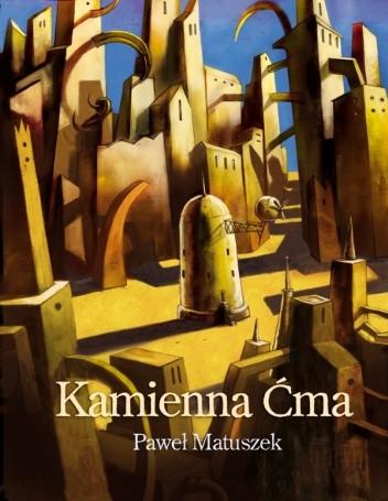 Okładka książki Kamienna Ćma