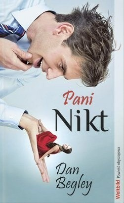 Okładka książki Pani Nikt