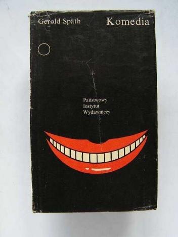 Okładka książki Komedia