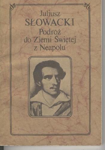 Okładka książki Podróż do Ziemi Świętej z Neapolu