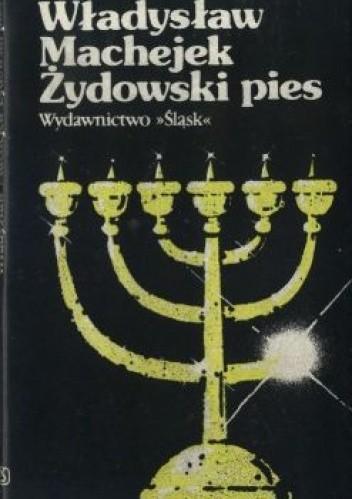 Okładka książki Żydowski pies
