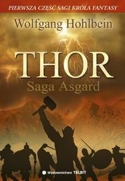 Okładka książki Thor