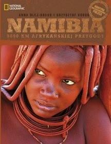 Okładka książki Namibia. 9000 km afrykańskiej przygody