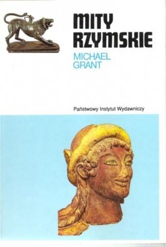 Okładka książki Mity rzymskie