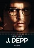 Okładka książki Johnny Depp