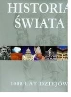 Okładka książki Historia świata: 1000 lat dziejów