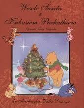Okładka książki Wesołe Święta z Kubusiem Puchatkiem