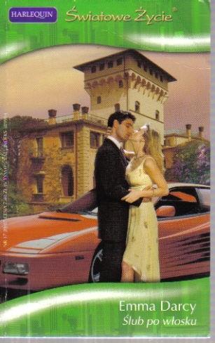 Okładka książki Ślub po włosku