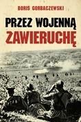 Okładka książki Przez wojenną zawieruchę