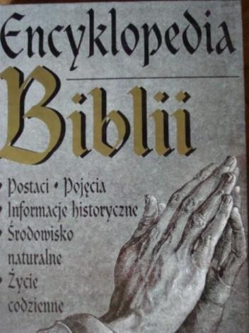 Okładka książki Encyklopedia Biblii