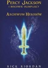 Okładka książki Archiwum Herosów