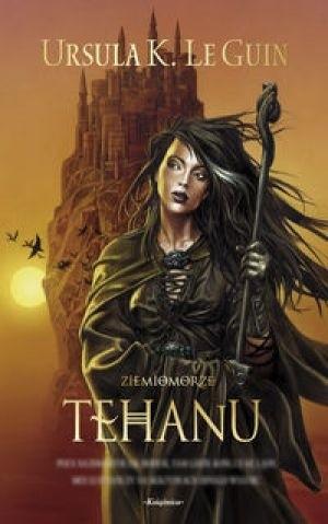Okładka książki Tehanu