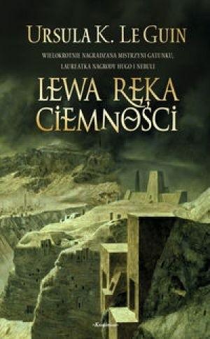 Okładka książki Lewa ręka ciemności