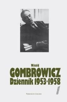 Okładka książki Dziennik 1953-1958