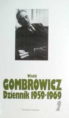 Okładka książki Dziennik 1959-1969
