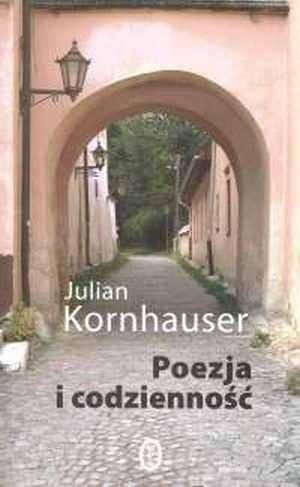 Okładka książki Poezja i codzienność