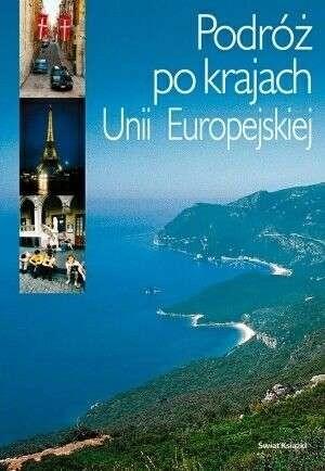 Okładka książki Podróż po krajach Unii Europejskiej