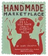 Okładka książki The Handmade Marketplace